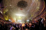 全24曲を熱唱 ファンに感謝を伝える 写真:HAJIME KAMIIISAKA
