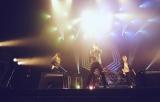 赤坂BLITZ公演でメジャーデビューを発表したTHE BEAT GARDEN(カメラマン:笹原清明)