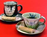 期間限定で無料提供される神山湧水珈琲は、マイルドな味わいが特徴 (C)oricon ME inc.