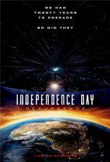映画『インデペンデンス・デイ:リサージェンス』アフリカポスター (C)2016 Twentieth Century Fox Film Corporation All Rights Reserved.