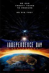 映画『インデペンデンス・デイ:リサージェンス』オーストラリアポスター (C)2016 Twentieth Century Fox Film Corporation All Rights Reserved.