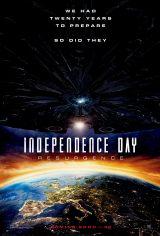 映画『インデペンデンス・デイ:リサージェンス』ヨーロッパポスター (C)2016 Twentieth Century Fox Film Corporation All Rights Reserved.