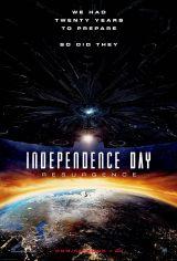 映画『インデペンデンス・デイ:リサージェンス』ロシアポスター (C)2016 Twentieth Century Fox Film Corporation All Rights Reserved.