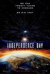 映画『インデペンデンス・デイ:リサージェンス』東南アジアポスター (C)2016 Twentieth Century Fox Film Corporation All Rights Reserved.
