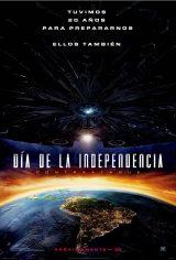 映画『インデペンデンス・デイ:リサージェンス』南米ポスター (C)2016 Twentieth Century Fox Film Corporation All Rights Reserved.