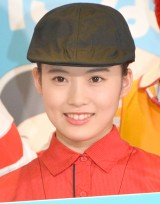 日本マクドナルド『クルーになろう。キャンペーン』発表会に出席したAKB48の岡部麟 (C)ORICON NewS inc.