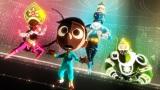 『ボクのスーパーチーム』 (C)2016 Disney/Pixar. All Rights Reserved.