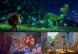 """ディズニー/ピクサー作品の""""もしもの世界""""を描いた特別映像が公開 (C) 2016 Disney/Pixar. All Rights Reserved."""