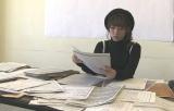 番組企画で歌詞づくりをする高橋みなみ (C)NHK