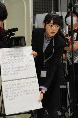 第7話より「社会人編」。憧れの映画会社で働くすみれ(C)テレビ朝日