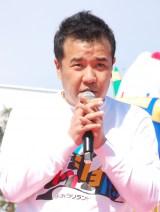 『グッジョバ!! オープン記念 初乗車ツアー』プレスお披露目イベントに出席した堤下敦(インパルス) (C)ORICON NewS inc.