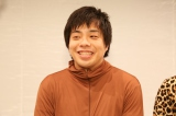「幸せをニーブラできてうれしい」と喜びを語った藤田裕樹