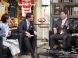 日本ラグビーの未来について熱く語り合う(C)BSジャパン