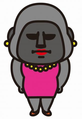 昨年の『サンリオキャラリーマン総選挙』から生まれた「アグレッシブ烈子」がショートアニメ化。ゴリ部長