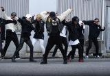 テレビ東京系『ドラマ24 ナイトヒーローNAOTO』(4月15日スタート)のエンディングは世界的振付師ショーン・エバリスト監修のド迫力ダンスムービー(C)NHProject