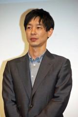 WOWOWで4月2日に放送される『ドラマW この街の命に』完成披露試写会に出席した加瀬亮 (C)ORICON NewS inc.