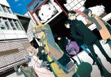 志倉千代丸(原作)×pako(原作イラスト)が仕掛ける『Occultic;Nine‐オカルティック・ナイン‐』テレビアニメ化。2016年放送開始(C)Project OC9/Chiyo st.inc.
