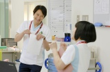 医療事故を調査するため疑惑の病院に潜入する主人公・華岡慧(谷原章介)(C)テレビ東京