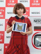50センチバッサリ!人生初のショートカットを披露した中川翔子