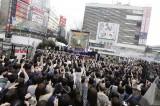 居合わせた約3000人(主催者発表)を熱狂させたflumpool 写真:上飯坂一