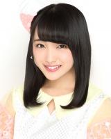 AKB48の新曲で初センターを務める向井地美音(C)AKS