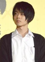 映画『暗殺教室-卒業編-』のイベントに出席した菅田将暉 (C)ORICON NewS inc.