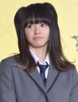 映画『暗殺教室-卒業編-』のイベントに出席した山本舞香 (C)ORICON NewS inc.