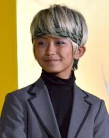 映画『暗殺教室-卒業編-』のイベントに出席した加藤清史郎 (C)ORICON NewS inc.