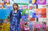 自身最大の個展を台湾で開催した蜷川実花