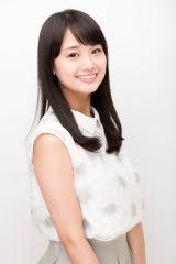 日本テレビ『NEWS ZERO』の新お天気キャスターに決定した井上清華