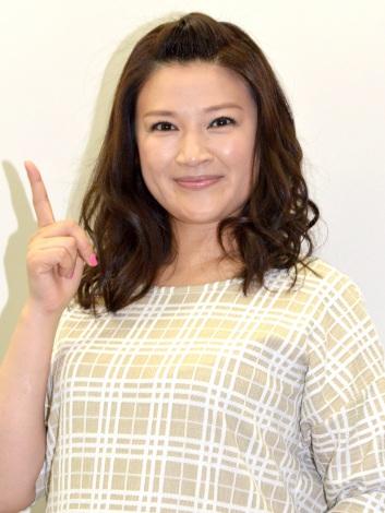 『オールスター感謝祭』の司会は「死ぬまで」と目標を掲げた島崎和歌子 (C)ORICON NewS inc.