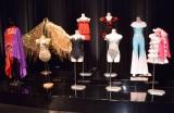 会場には当時のステージ衣装も展示された (C)ORICON NewS inc.