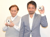 『SAZAE RADIO(サザエラジオ)』を紹介するbayfmの担当者 (C)ORICON NewS inc.