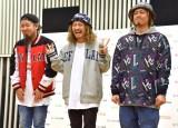 『オールナイトニッポン0』新パーソナリティ発表記者会見に出席したWANIMA (C)ORICON NewS inc.