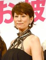 『女優宣言お披露目記者発表会』に出席した米倉涼子 (C)ORICON NewS inc.