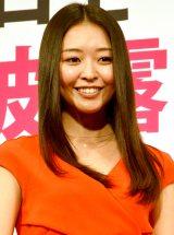 女優宣言をしたミス・ワールド2015日本代表の中川知香 (C)ORICON NewS inc.