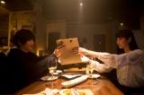 映画『嘘つきの恋』にW主演する(左から)志尊淳、新川優愛