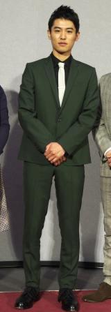第39回創作テレビドラマ大賞『川獺(かわうそ)』試写会に出席した堀井新太  (C)ORICON NewS inc.