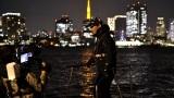 夜に威力を発揮する4K高感度カメラで撮影(C)NHK