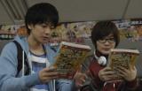 佐藤健&神木隆之介がW主演した『バクマン。』