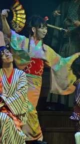 音楽劇『最高はひとつじゃない 2016SAKURA』の公開舞台稽古に出席した増田有華 (C)ORICON NewS inc.