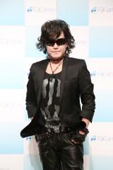 フジゲームスの音楽プロデューサーに就任したX JAPAN・Toshl