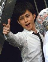 ヨシモト∞ホール オープン10周年イベント『10周年だヨ!全員集合』イベントに出席した西村ヒロチョ (C)ORICON NewS inc.