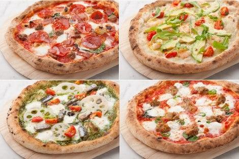 サムネイル 米・LAで人気のカスタマイズできるピッツェリア「800°DEGREES NEAPOLITAN PIZZERIA」が新宿に上陸