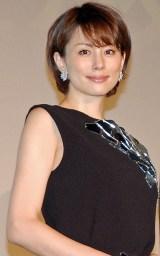 『かげろう絵図』試写会に出席した米倉涼子 (C)ORICON NewS inc.