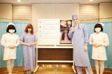 LINE LIVEで緊急記者会見を開いたきゃりーぱみゅぱみゅ(撮影:Yasuro Ide)