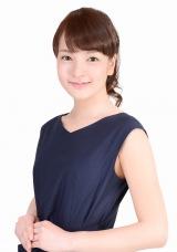 日本テレビ系朝の情報番組『Oha!4 NEWS LIVE』に出演する榊菜美キャスター  (C)日本テレビ