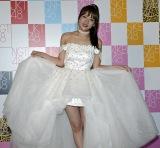 卒業コンサート後、AKB48で活動した10年間を振り返った高橋みなみ (撮影:鈴木かずなり) (C)ORICON NewS inc.