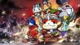 3DS用ソフト『妖怪三国志』のキービジュアル(C)LEVEL-5 Inc./コーエーテクモゲームス
