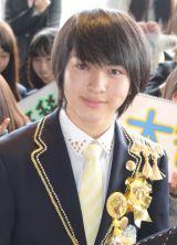 ラジオ日本『M!LKの牛乳ビンは卒業しました。』の公開収録を行ったM!LK(ミルク)吉田仁人 (C)ORICON NewS inc.